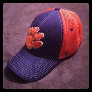 Clemson Tigers 🐅 Baseball/Athletics Tiger paw hat